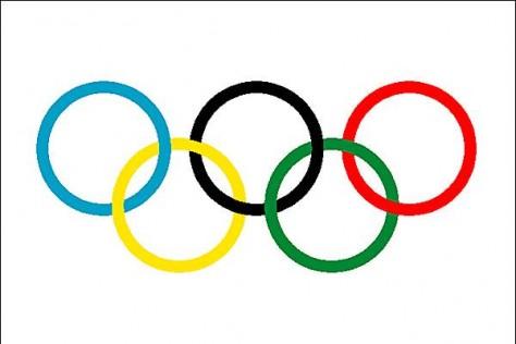 Drapeau des jeux Olympiques